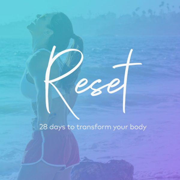 Fernanda Rocha RESET Workout Program